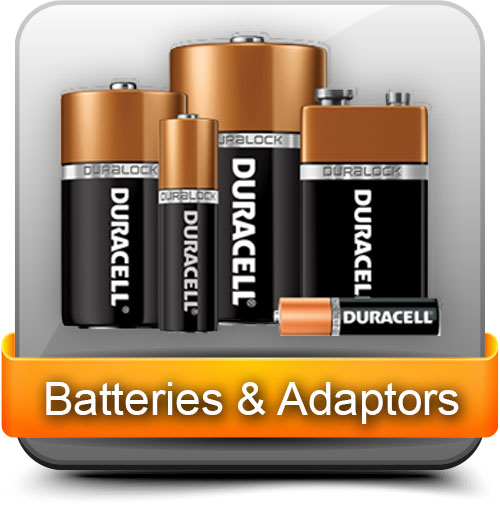 Buy Batteries and sex toy adapters online at Naughty Boy Australia